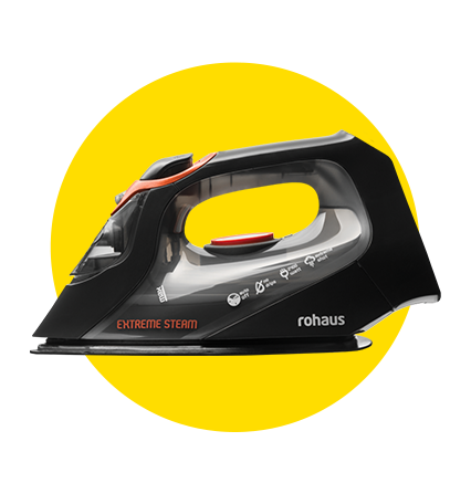 Extreme steam iron Rohaus RI810K